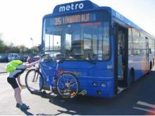 Bikes on buses: another successful customer