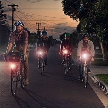 How bright is your bike light? (c/ Anthony Rodriguez)