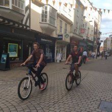 Cycling in York