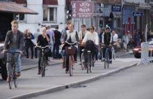 Copenhagen style cycleways