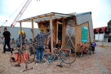 The RAD Bikes shed open for business