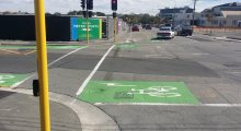 Hook turns, cycle lanes, bike boxes - all green