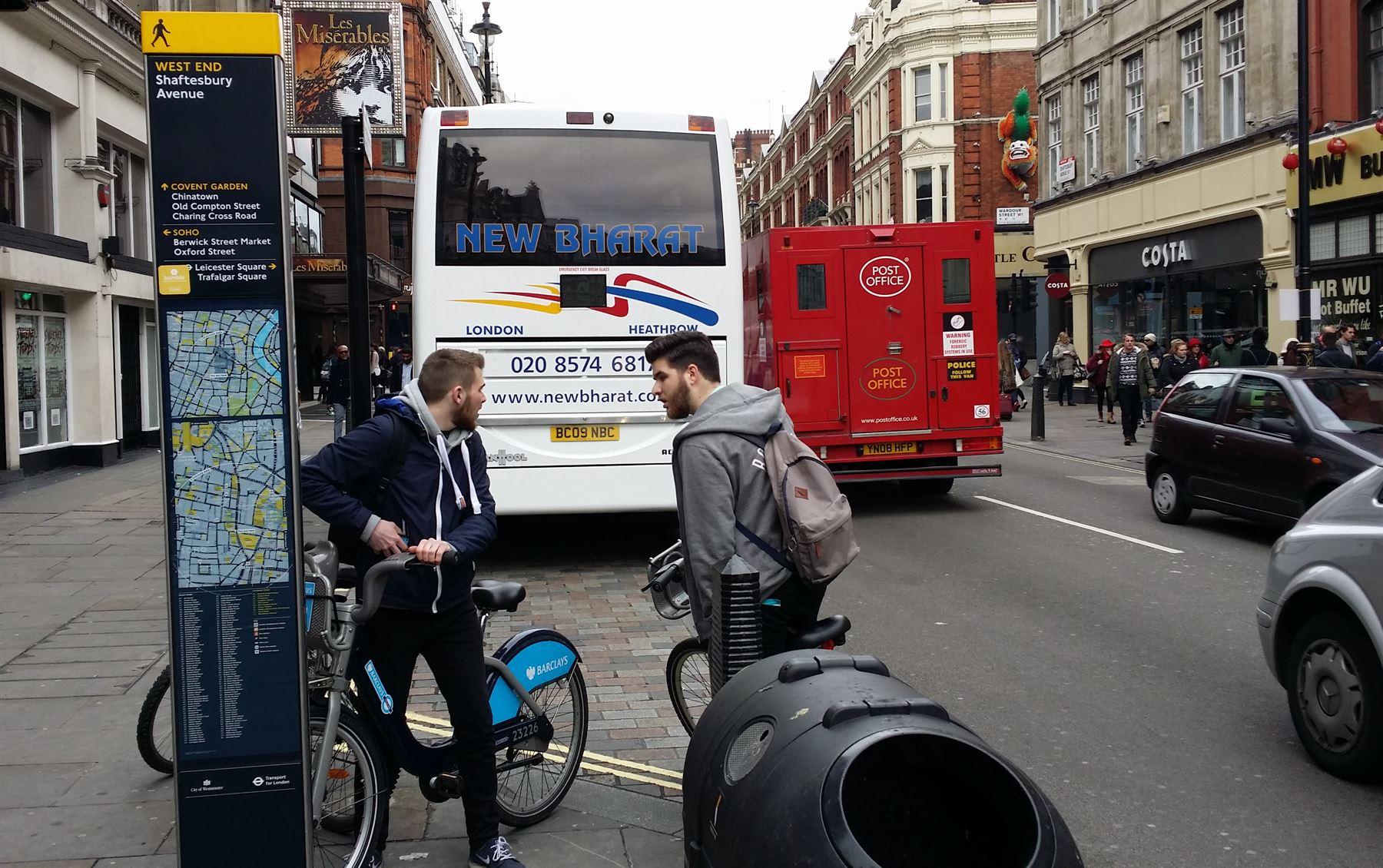 London Tourists Information London