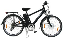 "Is this a ""cycle""? It depends how powerful the electric motor is"